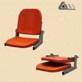 Пластиковые складные кресла для телескопических трибун