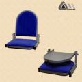 Полумягкие сиденья для телескопических трибун